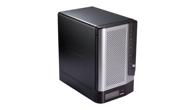 DLink DNS-1200 - 5-Bay Network Storage Enclosure