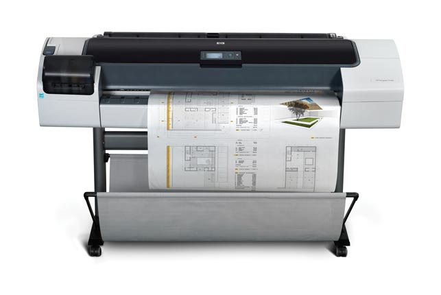 HP Designjet T1300 44-in ePrinter: A0