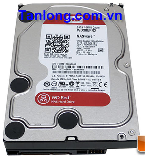 WD HDD Caviar Red 6TB 3.5