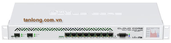Router Mikrotik Enterprise Core Router CCR1036-8G-2S+